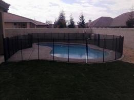 King's Pool Fencing - Life Saver Pool Fence Kern County