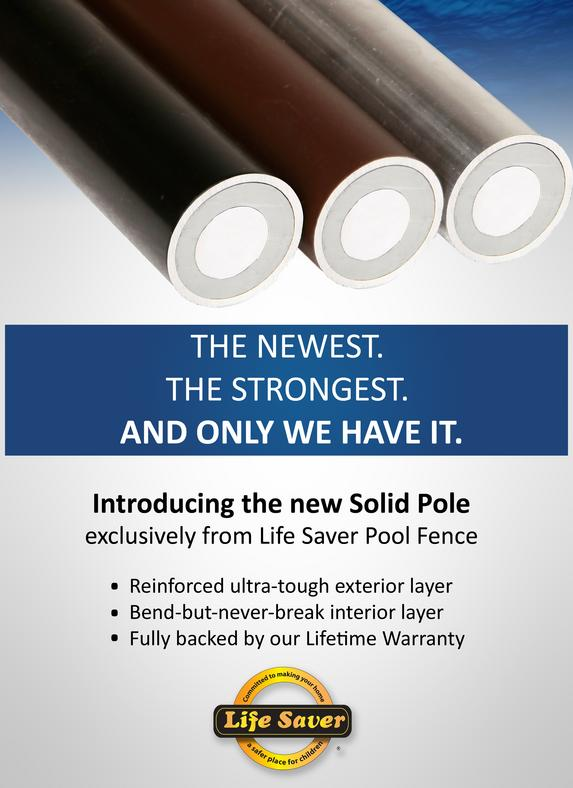 King's Pool Fencing - Life Saver Pool Fence Diamond Bar