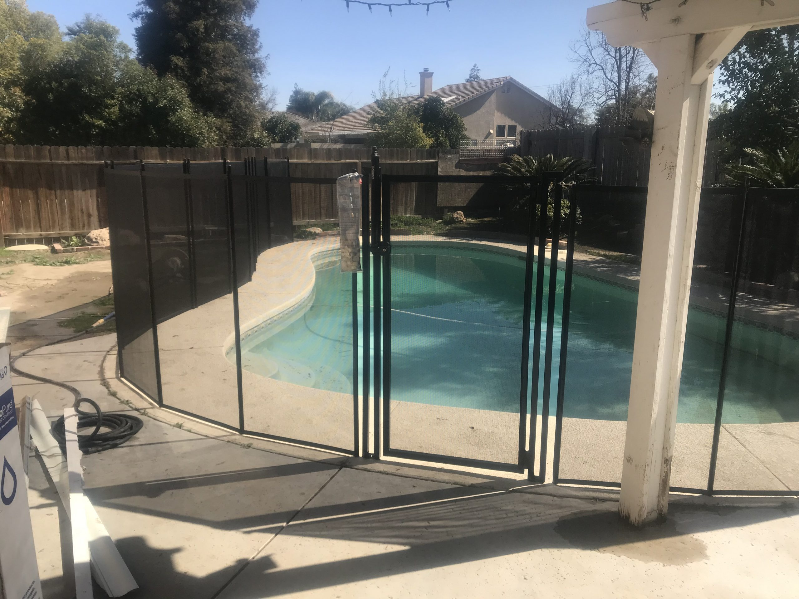 King's Pool Fencing installations in Simi Valley, CA