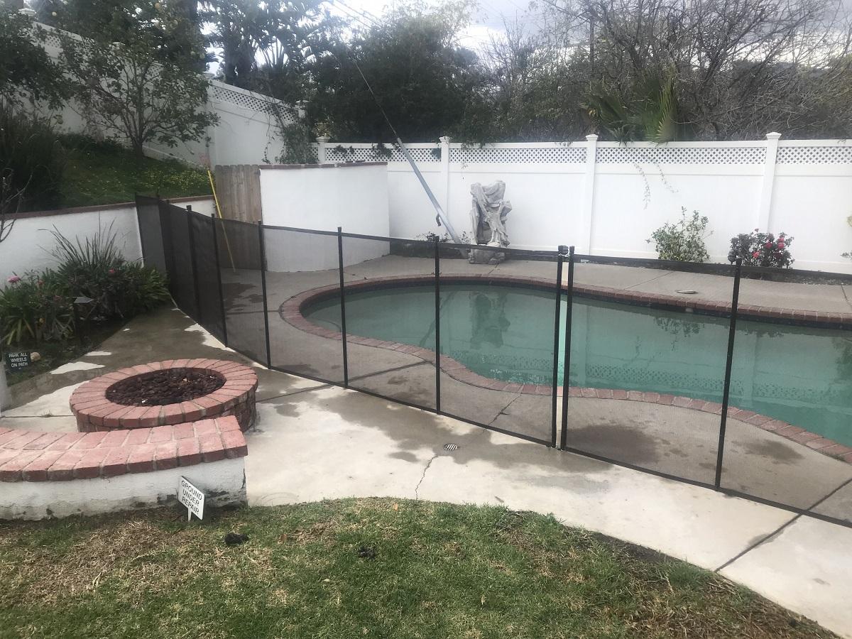 pool fence installations Granada Hills, CA