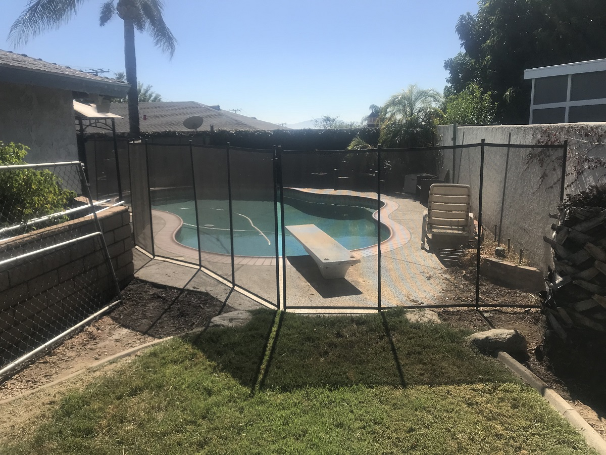 pool fence installations in Rancho Cucamonga, CA