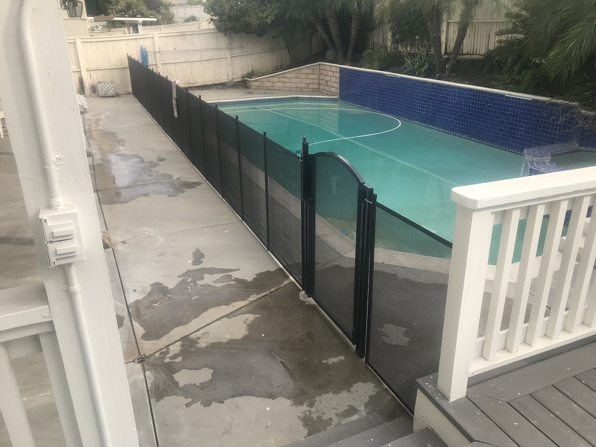 pool fence installations in Rowland Heights, CA