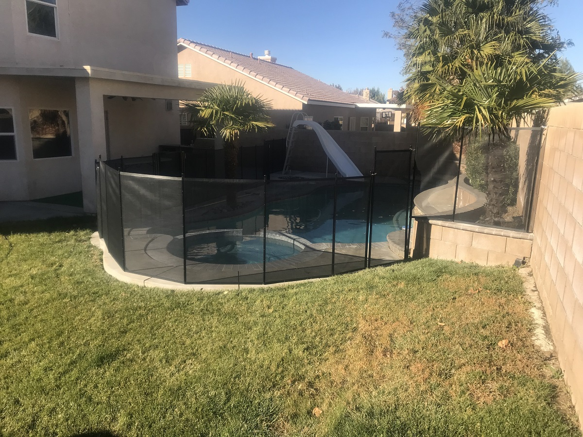 pool fence installer in Lancaster, CA