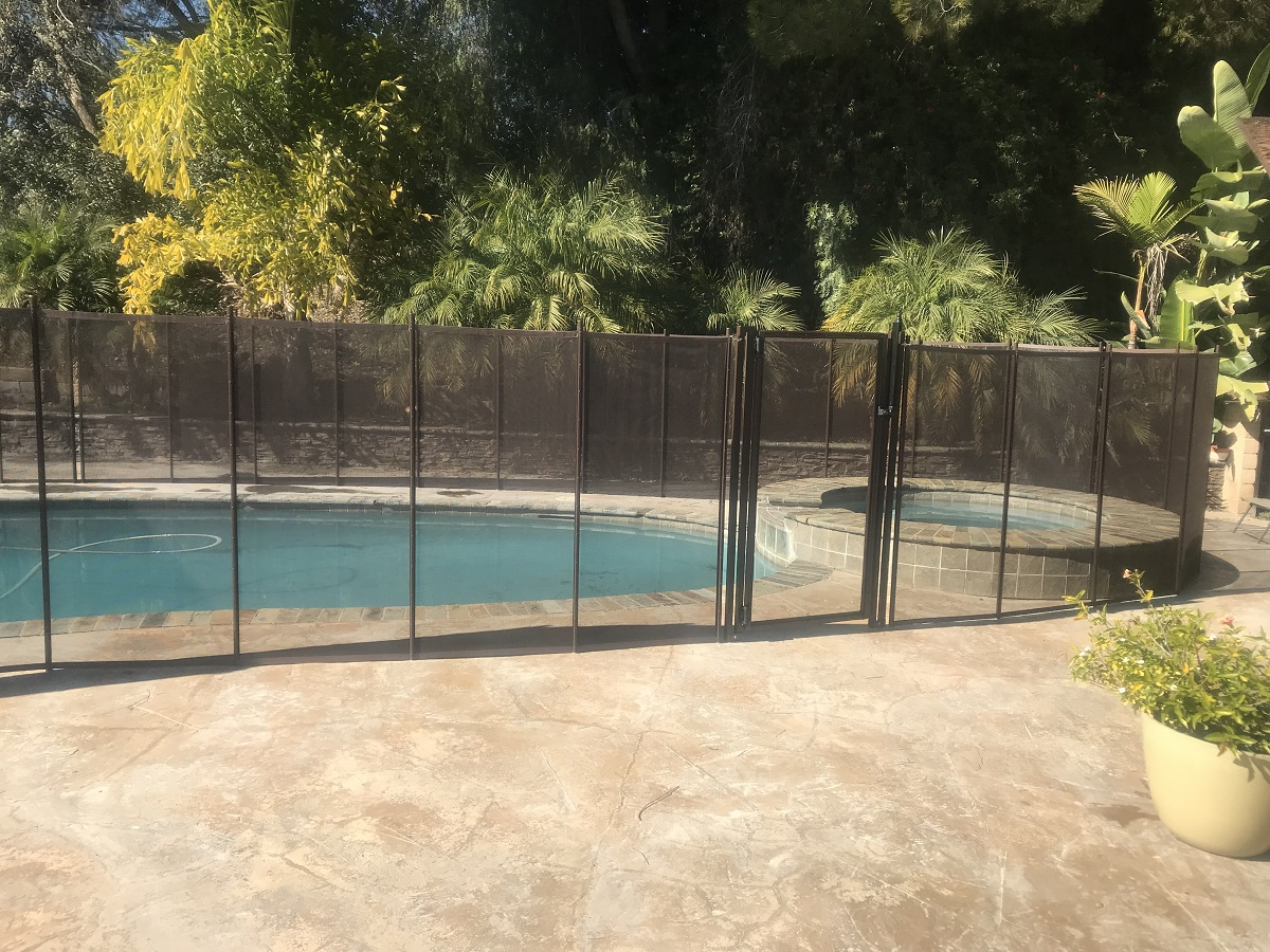 pool fence installer Pomona, CA
