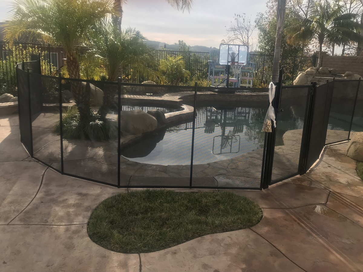 King's Pool Fencing pool fence installations in Moorpark, CA