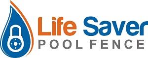 Life Saver Pool Fence logo