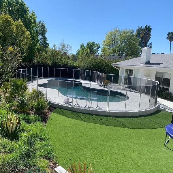 pool fence installation Ventura County, CA